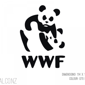 WWF Fighting Panda Bears