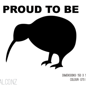 Proud To Be Kiwi