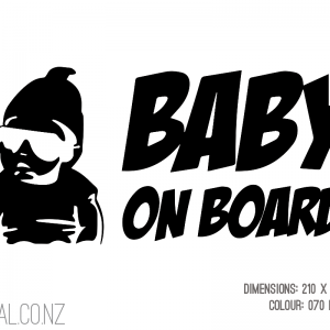 Gangster Baby On Board 2